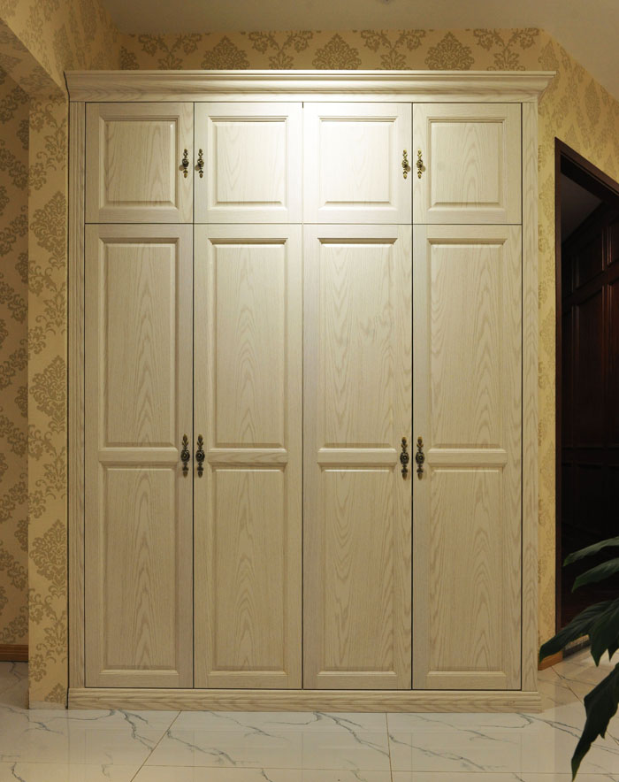 二,欧式平开门衣柜