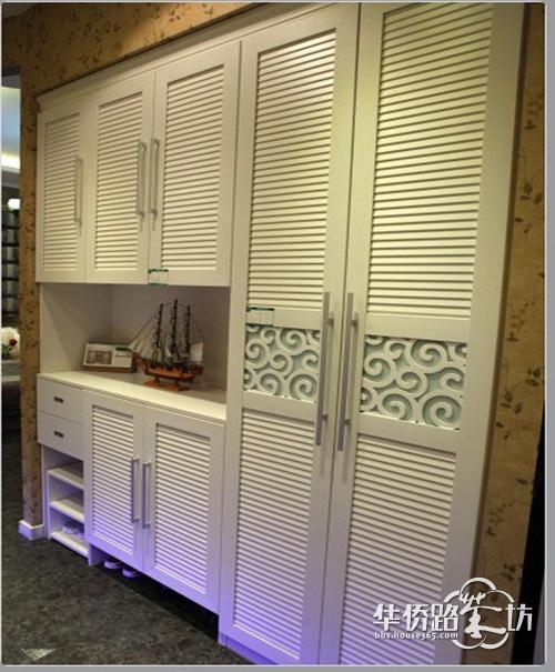 诗尼曼欧式衣柜,米诺利演绎典雅轻欧风格