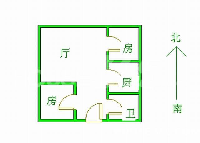 大蜀山旁 车城小区 精装两房 无税 小区中间位置 全天采光 急售