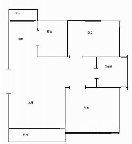 《明大好房》高新区精装两房 国轩K西嘉通透户型 梦园学区 无税