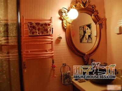 小户型房子装修 45平米欧式奢华浪漫小家