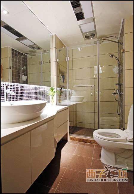 小浴室装修效果图&nbsp