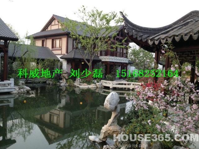 绿城桃花源 凤凰山南麓风景秀丽 西溪湿地 贵族气质 精雕细琢