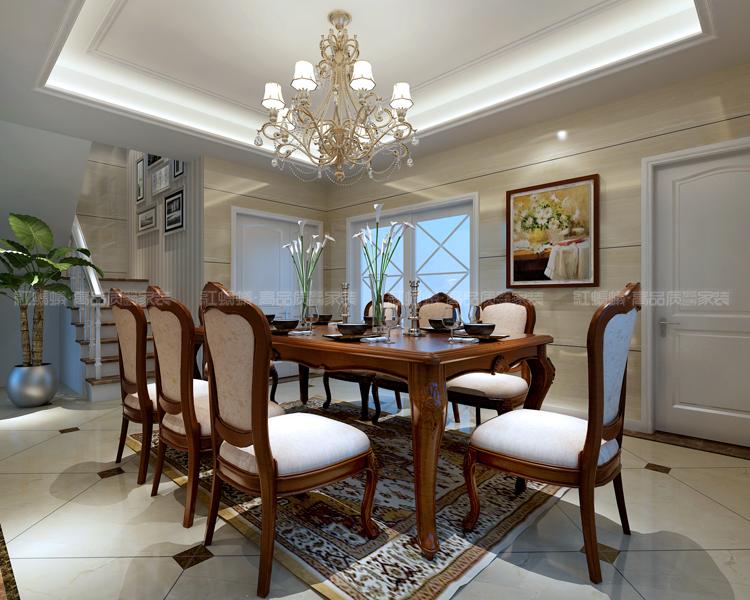 墅310平-欧式古典风格
