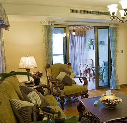 三室两厅 装修案例_小户型装修案例