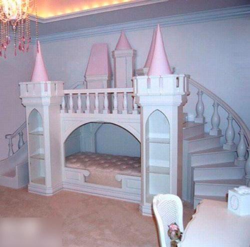 童趣儿童卧室装修效果图