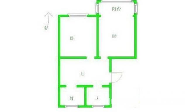 中河茗苑130平米房屋设计图
