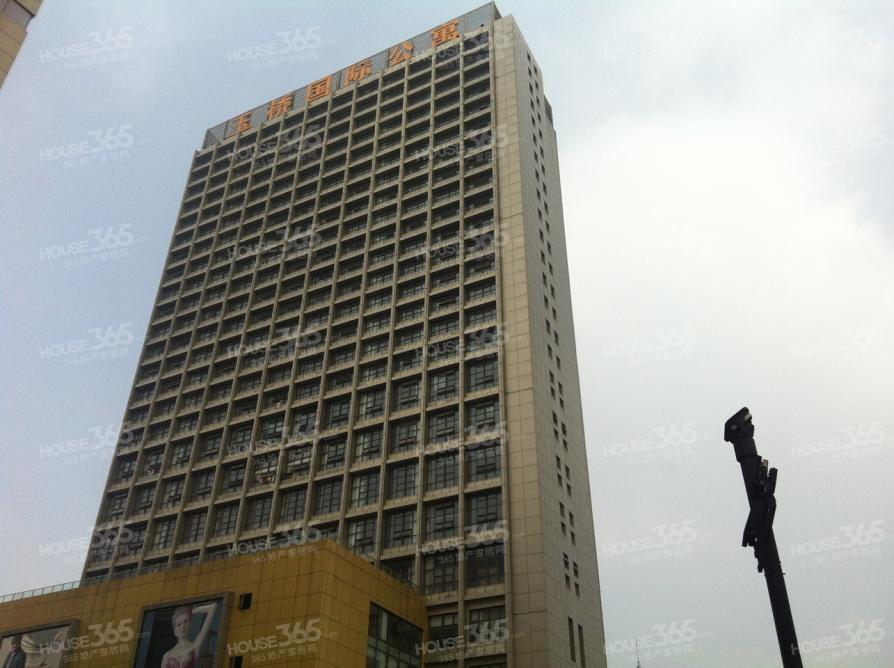 玉桥国际公寓3室1厅1卫110平米整租精装