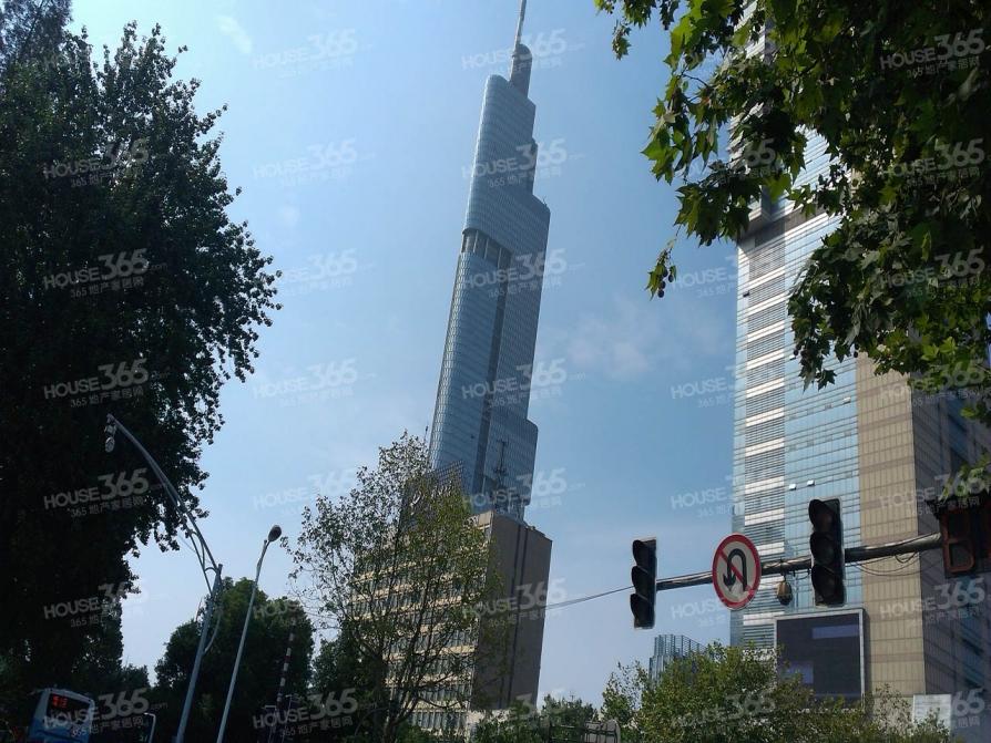 真 实房源 鼓楼 湖南路 紫峰大厦 新晨国际旁 核心商业中心