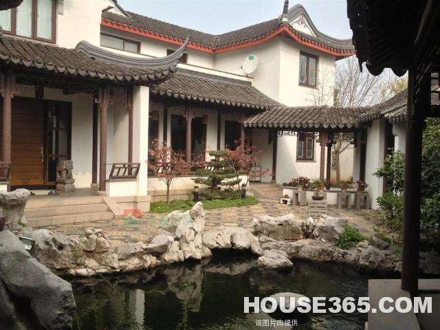4㎡ / 精装  1200 万元 寒山寺景点旁,高档中式园林别墅,超大花园图片