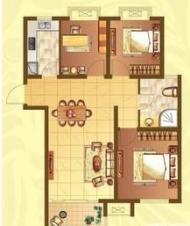 天润城12街区户型图