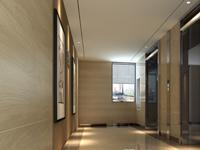 标准层电梯厅