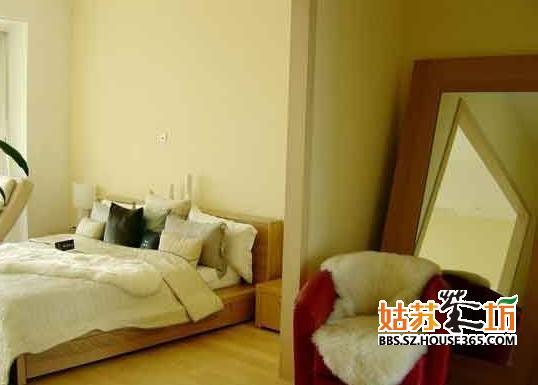 装修风水——卧室镜子对着床