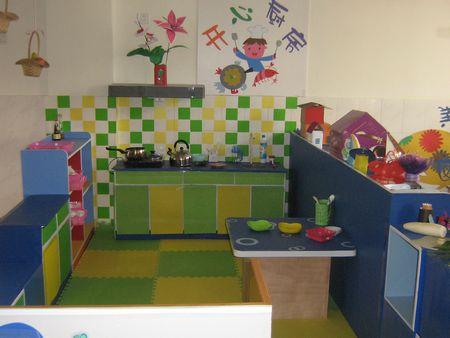 幼儿园厨房布置的注意事项图片