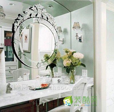 欧式梳妆台图片:方法/步骤欧式梳妆台在造型上讲究