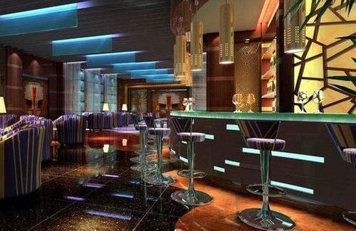 酒吧吧台装修效果图 迷人风情12例high翻天-365地产