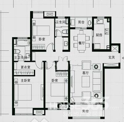 中环城云邸,3号线地铁口,168学校,高档新小区,急售!