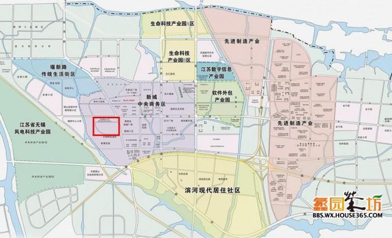 惠山大道路线图