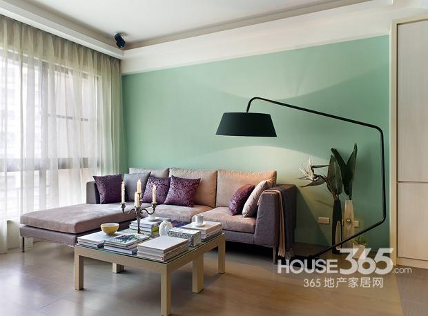 現代家裝設計效果圖 線條簡約的北歐風情