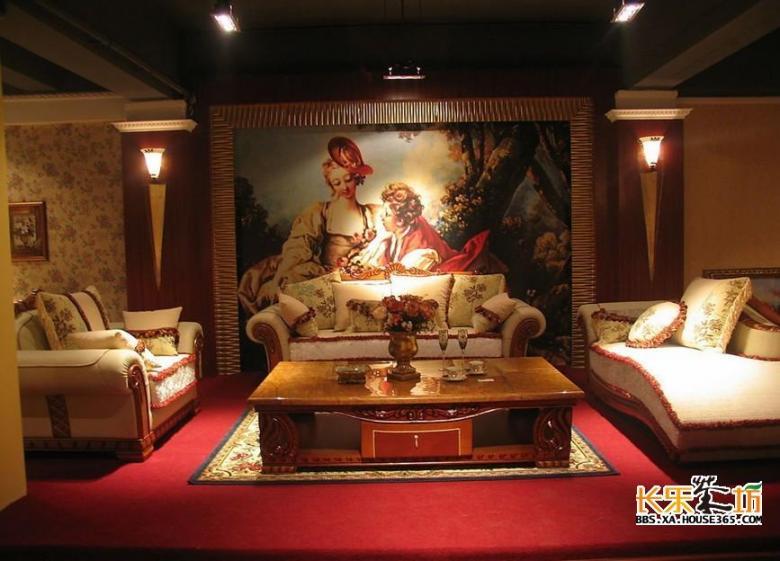 欧式沙发图片欣赏,看看有没有你喜欢的款?